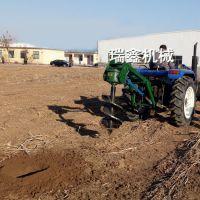 车载式立柱螺旋式挖坑机 大直径拖拉机挖坑机 家用植树刨坑机