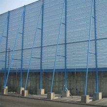 安装防风抑尘网厂家 彩涂防风抑尘网 发电厂挡风墙