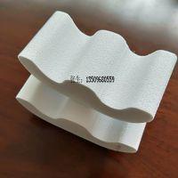 供应白色EVA手表枕头 椭圆形泡棉手表枕头