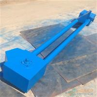 防尘水泥粉管式上料机 碳钢管链提升机 Lj1