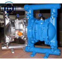 QBK-15 浙江温州BQG450/0.2型气动风动隔膜泵厂家直接供应