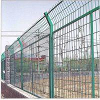 绿色围地防护栏 金属铁丝网 钢丝网供应商