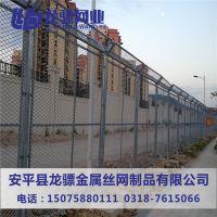 双边丝护栏网生产厂家 车间隔离栅 篮球场围栏网
