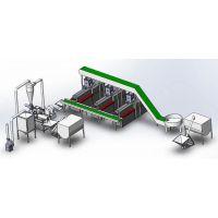 变性淀粉生产线、预糊化淀粉膨化机械泰诺专业生产