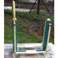 """重庆室外休闲健身器材镀锌钢管焊接""""鴻瑞铠""""牌HK-66885型健身器材长1.2米"""
