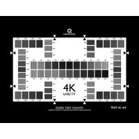 ESSER爱莎/Sine Image 4K(UHD TV)分辨率测试卡TE277