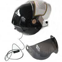 一体式蓝牙耳机头盔摩托车电动车无线连接手机通话骑行头部防护品