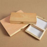 木质切片盒、生物标本切片盒