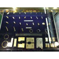 镀金种类:亮金、哑金、喷沙金、钯金、挂金、、点镀金、局部镀金等24K金。