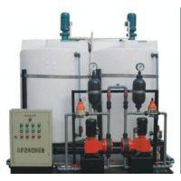 豪欣供应全自动加药装置,一体化自动加药设备