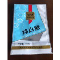 厂家销售松滋市白糖包装袋/阿胶红糖包装袋/塑料彩印包装袋/可印刷logo