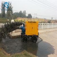 厂家直销自吸排污用移动式托车型柴油机水泵柴油水泵现货SCP-42