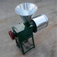 黑龙江热卖小型家用面粉机 玉米磨面机 中药材粉碎机 小麦面粉机