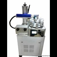 成都金属和塑料全功能光纤激光打标机,成都依斯普激光科技打标机