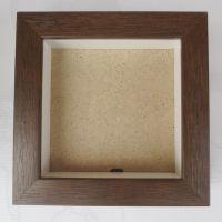 简约立体加厚相框/画框 永生花标本框 5cm厚(中空3CM) 工艺礼品框