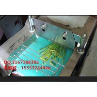 厨房大型切姜丝机 离心切笋丝设备 切丝机价格