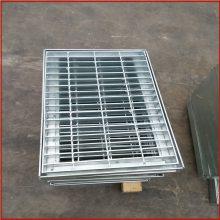 山西钢格板供应 防滑沟盖板 格栅板钢格板加工