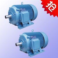 供应南京变极多速异步电动机YD100L-8/6-0.75/1.1KW 上海能垦双速电机