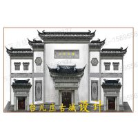 杭州红色砖雕青砖砌块砖细
