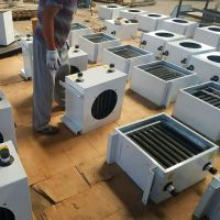 新疆车间用GS热水型工业热风机