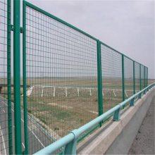 铁路防护网 镀锌框架护栏网 防攀框架护栏报价