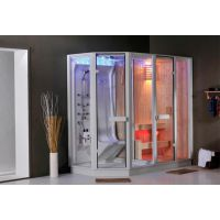 蒸气房体系列-CALO 干、湿蒸、沐浴一体房体桑拿设备汗蒸房/桑拿房
