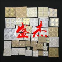 透明胶垫 自粘防撞胶贴 透明玻璃防滑胶垫生产厂家