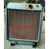 工程机徐工300FN水箱配件 05年压路机散热器价格