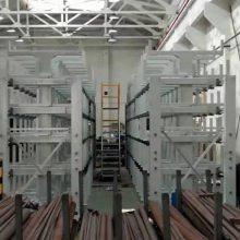 厦门重载抽屉货架厂家 型材料架使用 伸缩悬臂货架规格 天车存取