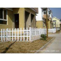 郴州PVC栏杆 绿化草坪护栏 邵阳花坛护栏 怀化PVC塑钢栏杆