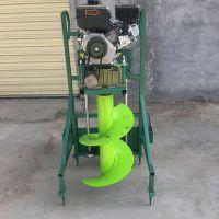 亚博国际娱乐官方优惠机械 手推式挖坑机 便携式栽树机 框架式打洞机厂家