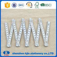KJIN厂家直销优质塑料1m专业折叠尺/新款创意尺子