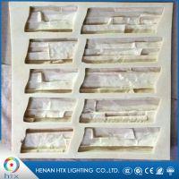 文化石模具厂家直销 2017新款人造文化石硅胶模具 广东使用