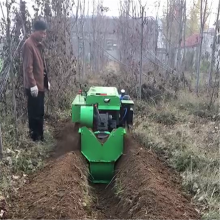 果园除草旋耕机型号 现货出售旋耕开沟机 多功能履带旋耕机参数