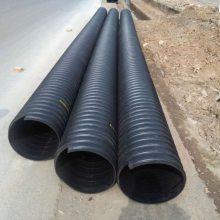 500口径钢带增强排污管管沟开挖