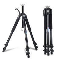 相机支架厂家维特利05T重型铝合金三脚架单反相机望远镜三脚架