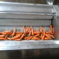 供应800型毛辊清洗机 芋头去皮机 康汇胡萝卜清洗机器