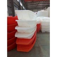 湖北卓远塑料渔船厂价直销
