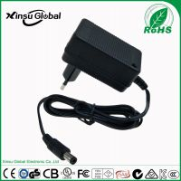 12.6V2A IEC60335家用電器類安全標準 xinsuglobal12.6V2A鋰電池充電器