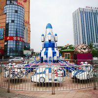 广东中山厂家直销自控飞机气动旋转航天飞机儿童游乐中小型设备LT-PR71