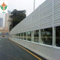 镀锌板声屏障常规尺寸-铁路隔音消音屏-填充玻璃棉隔音效果强
