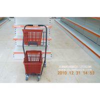 供应天津宏阳超市专用手提篮 购物篮