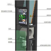 艾特网能精密空调价格5.5KW机房空调单冷带加热220V供电系统