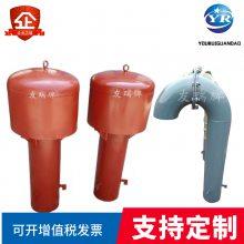 弯管通气帽 友瑞牌DN150 高度1米 水箱通气管