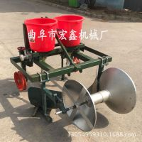 农用小四轮拖拉机花生红薯 起陇旋耕覆膜机 旋耕机价格