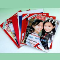 深圳宣传期刊印刷 期刊杂志产品宣传册图册设计印刷