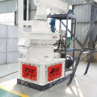 环保木屑颗粒机 时产1.5吨木屑颗粒机品牌恒美百特木屑造粒机