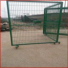 双边丝护栏网图片 养鸡护栏网图片 圈地围墙网
