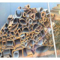 北票圆锥形精密异型管厂家,Q345B五瓣梅花形异型钢管价格