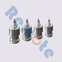 精密陶瓷喷嘴,替代钨钢喷嘴,***小孔径0.05mm